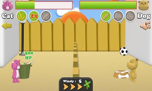 Cat And Dog - Game Viet screenshot 3