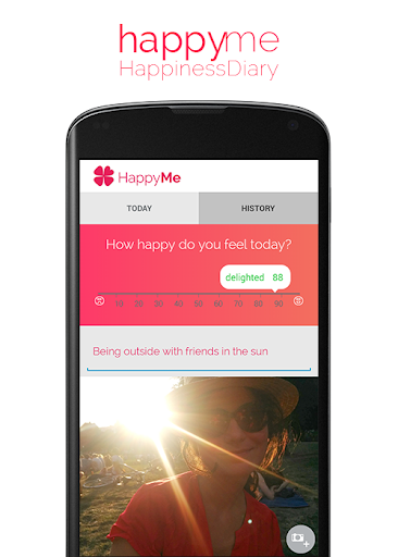 HappyMe - 日记幸福