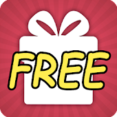Free Giveaways: Gift Cards & Gifts App for FREE