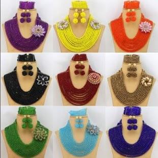 Nigerian Beads - náhled