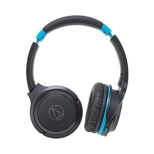 Tai nghe Audio Technica ATH-S200BTBL-4