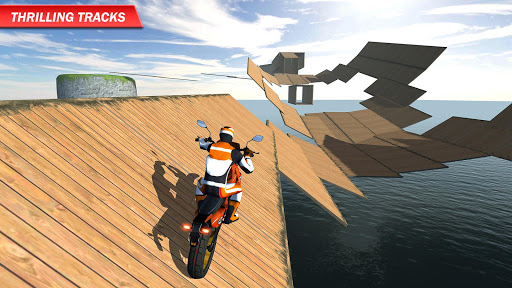 Racing on Bike Free 2.8 screenshots 2