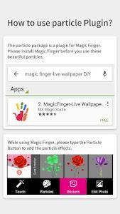 Plants-Magic Finger Plugin screenshot 2