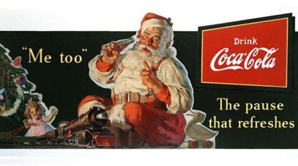 1936 Coca-Cola Holiday Ad