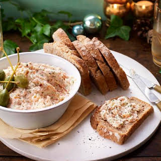 Simple Smoked Salmon Pâté.
