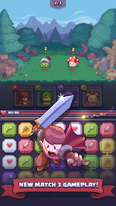 Match Land: Pixel Puzzle RPG 3.0.6 (Mod)