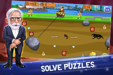 Gold Miner Vegas: Nostalgic Arcade Game APK screenshot thumbnail 1