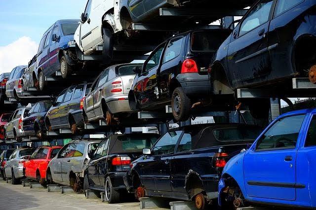 Desguaces online: una forma rápida y segura de encontrar recambios para tu coche