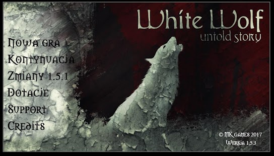 White Wolf Untold Stories - náhled