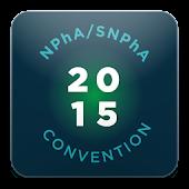 NPhA/SNPhA 2015 Convention