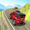 Mountain Climb Off Road Car Driving icon