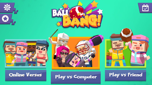 Ball Bang - screenshot