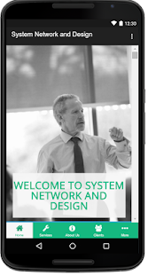 System Network and Design, LLC- screenshot thumbnail