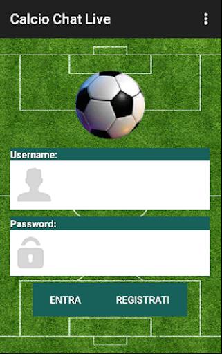 Calcio Live Chat