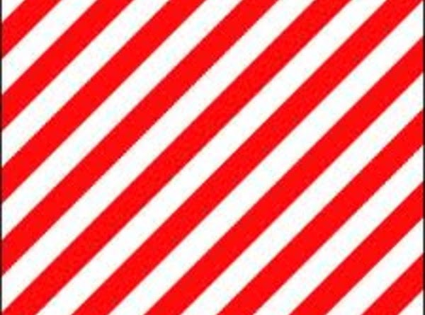Candy Cane Cookies-annette's Recipe