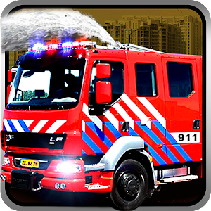 911 Fire Truck Rescue Sim 16 for PC and MAC