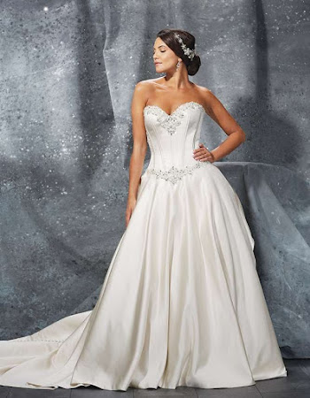 B1489 Wedding Dress Sacha James