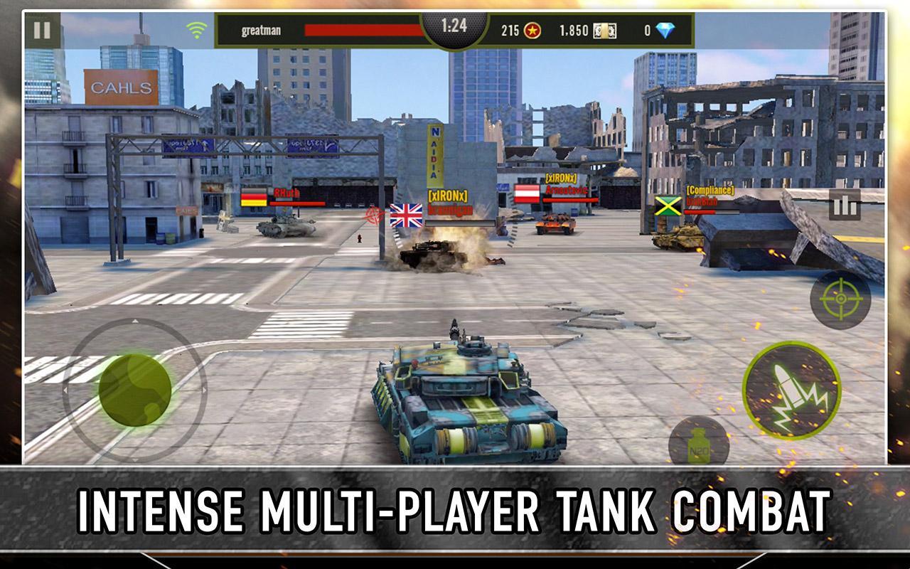 Iron Force - screenshot