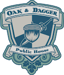 Logo for Oak & Dagger Public House