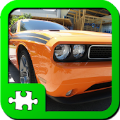 Puzzles: Muscle Cars