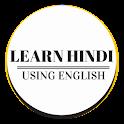 Learn Hindi through English icon