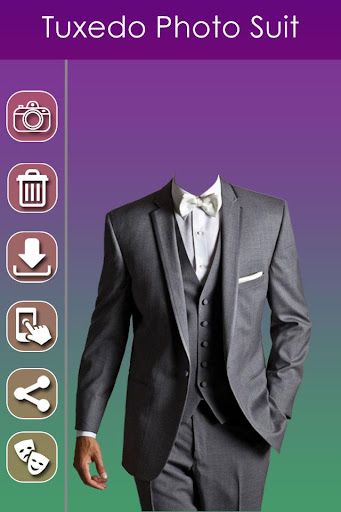 Tuxedo Photo Suit