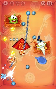 Cut The Rope Time Travel Mod Apk 1.11.1 (Unlimited Powers + Hints) 5