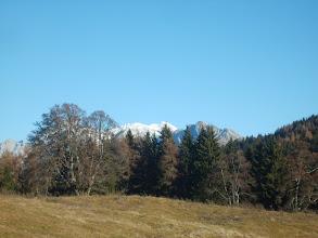 Photo: Il Brenta in lontananza