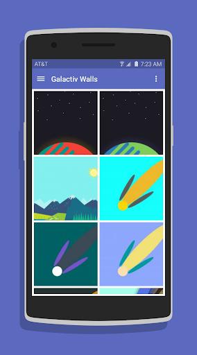 Galactiv Wallpapers
