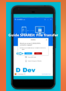 Guide SHAREit File Transfer and Share 2017 - náhled