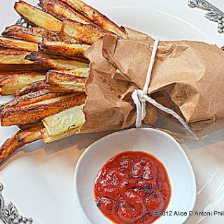 Peasant Herb Oven Roasted French Fries.