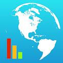World Factbook & Statistics 2021 icon