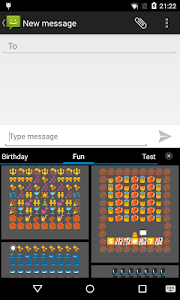 Emoji Keyboard - Funny Art screenshot 0