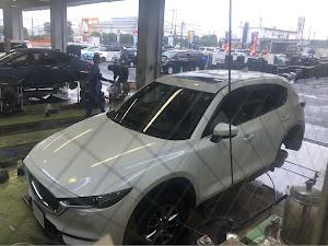 CX-5 KF2P XD ExclusiveMode AWDのカスタム事例画像 むっくさんの2019年11月23日14:01の投稿