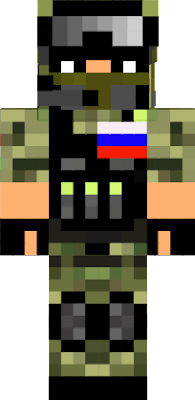 Крутой солдат