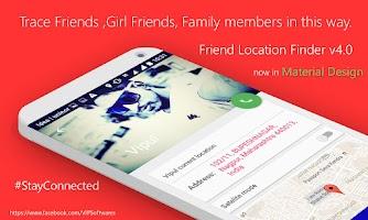Screenshot of Friend Location Finder-Tracker