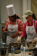 Photo: VT Agency of Agriculture Capital Cook-Off Team members (from left to right) Shelly Saleem and Lauren Masseria