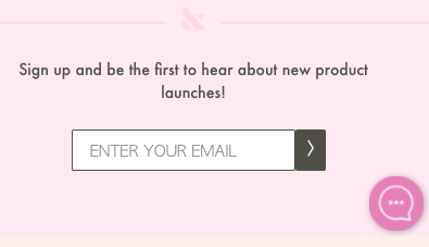 Email Newsletter Promo Example