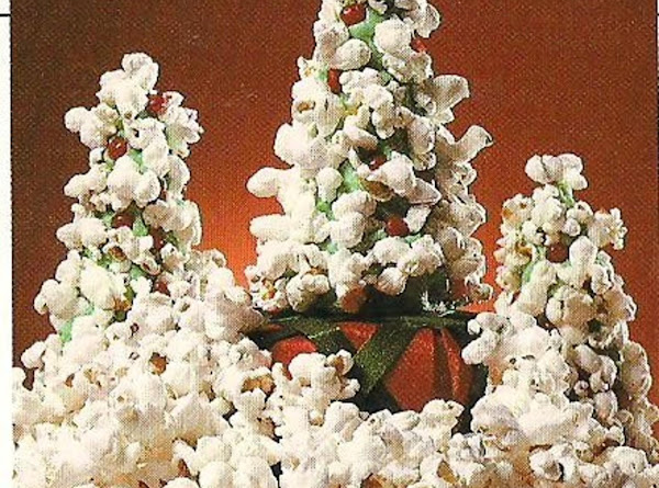 Popcorn Trees Recipe