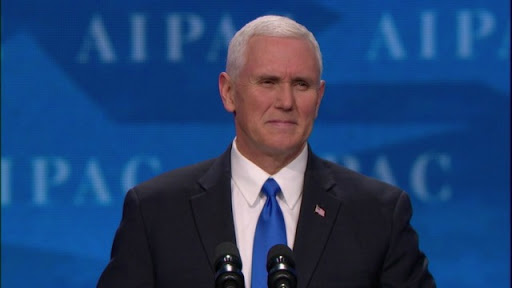 Mike Pence headlines pro-Israel event