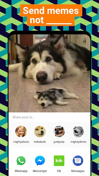 9GAG Pro Screenshot Image