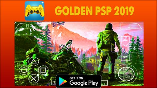 Golden PSP Emulator 2019 app (apk) free download for Android