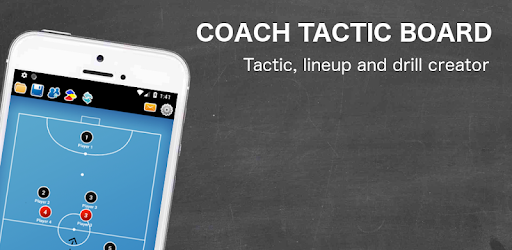 Coach Tactic Board Futsal Aplikasi Di Google Play