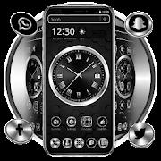 Black Metal Luxury Watch Theme