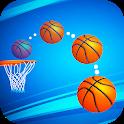 Basketball Shoot - Dunk Hitting icon
