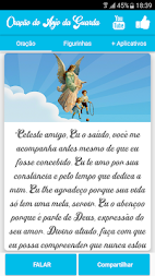 Oração do Anjo da Guarda APK screenshot thumbnail 3