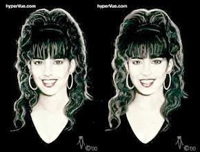 Photo: Myrna Velasquez in memorium Jan 18, 1994, Northridge CA