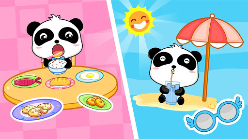 Baby Panda's Daily Life  screenshots 2