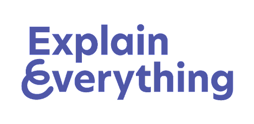 Image result for explain everything logo