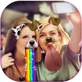 Snap Pic Editor-Dog Face App